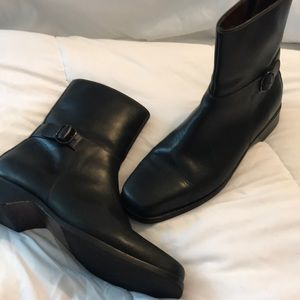Cole Haan Country Leather Water Proof Boots